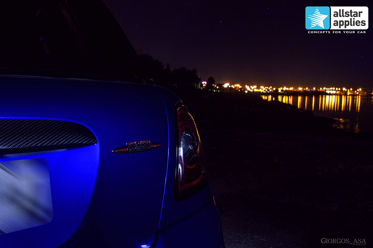 Mini Cooper S - Cosmic Blue (16)
