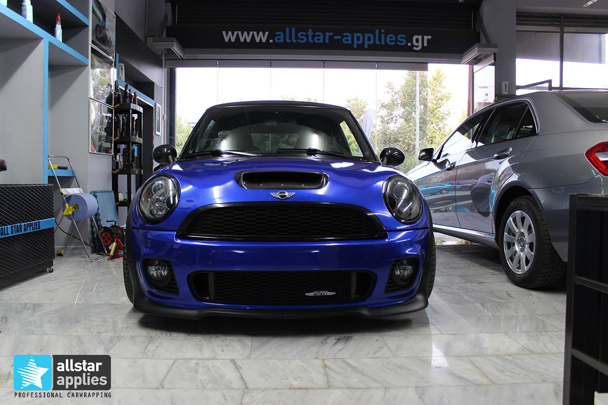 Mini Cooper S - Cosmic Blue (17)