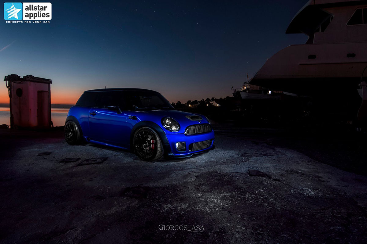 Mini Cooper S - Cosmic Blue (6)