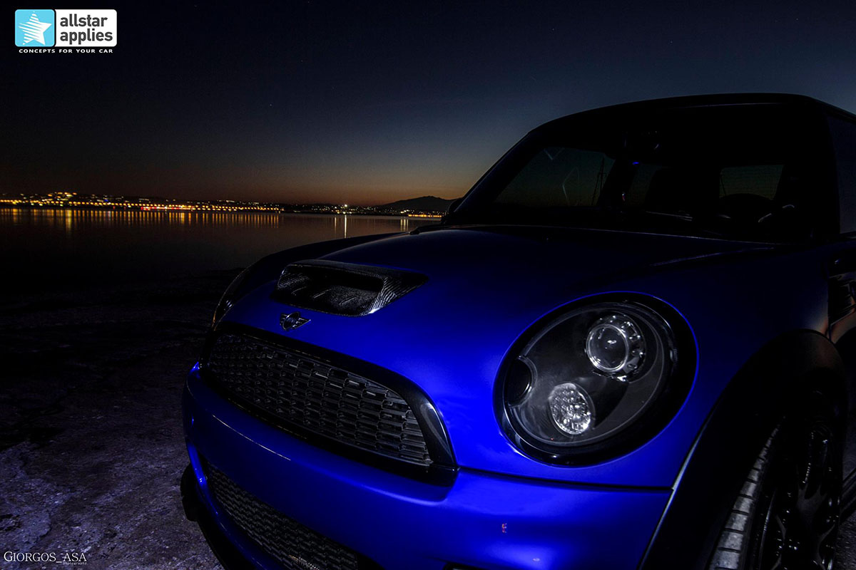 Mini Cooper S - Cosmic Blue (7)