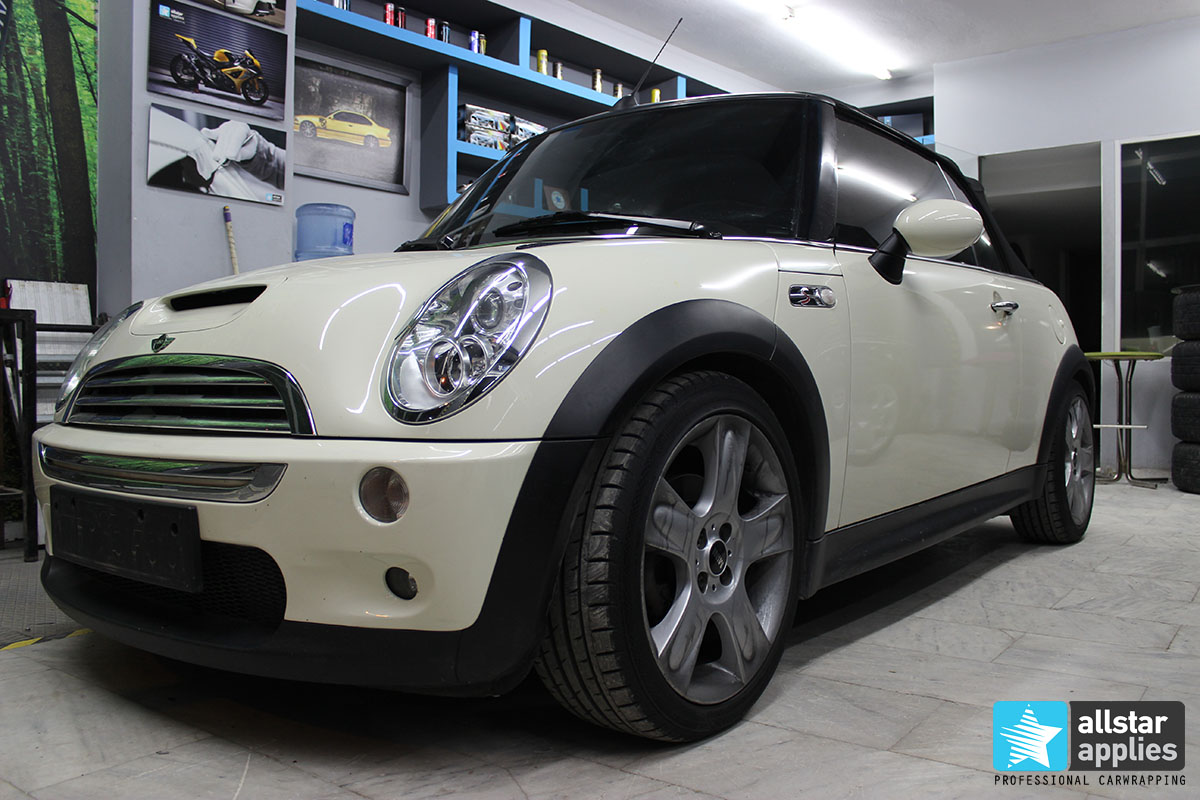 Mini Cooper S - Gold Chrome (16)