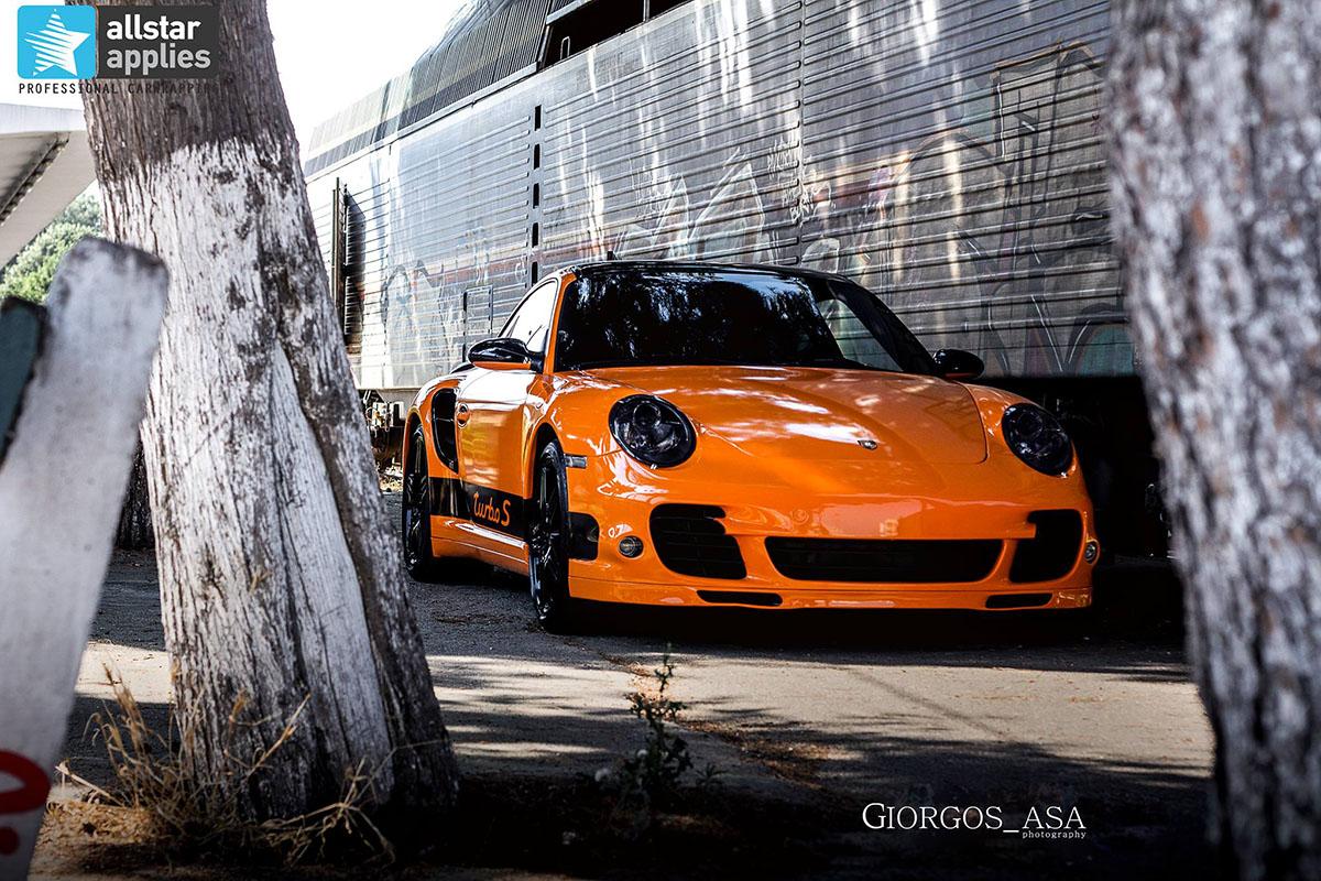 Porsche 911 Turbo - Burnt Orange (10)