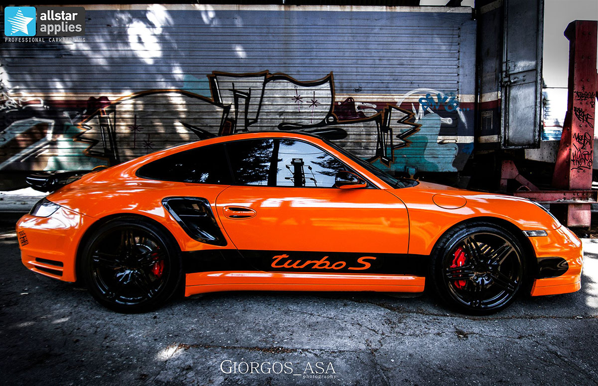 Porsche 911 Turbo - Burnt Orange (11)