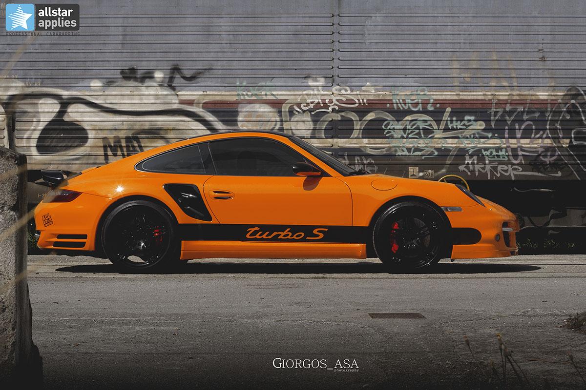 Porsche 911 Turbo - Burnt Orange (12)