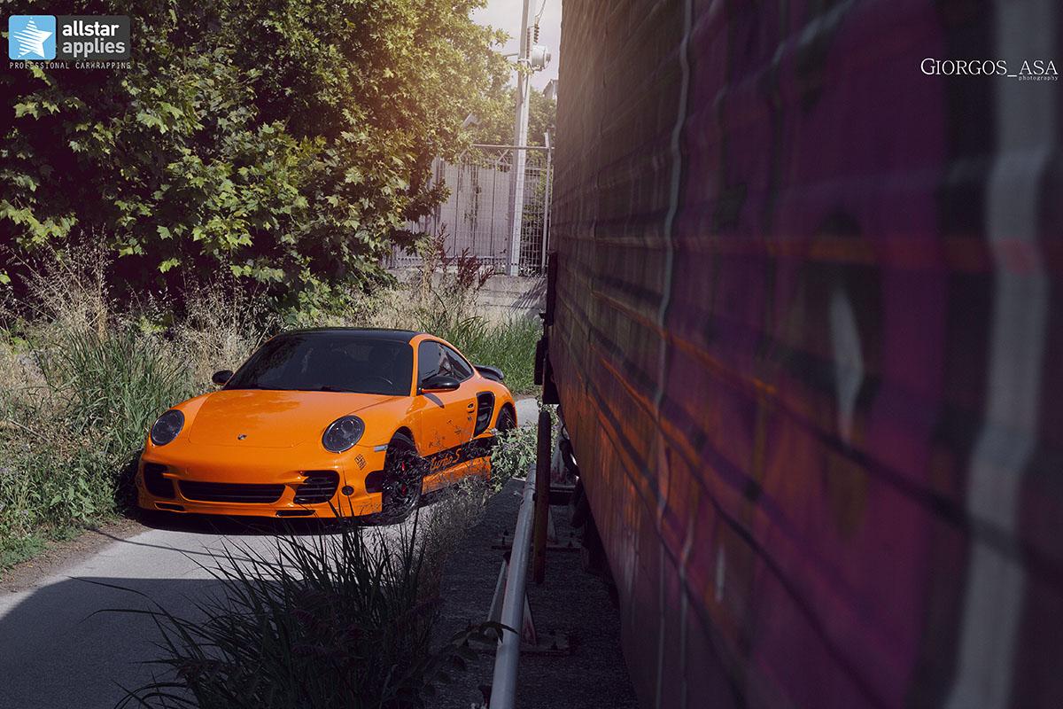 Porsche 911 Turbo - Burnt Orange (13)