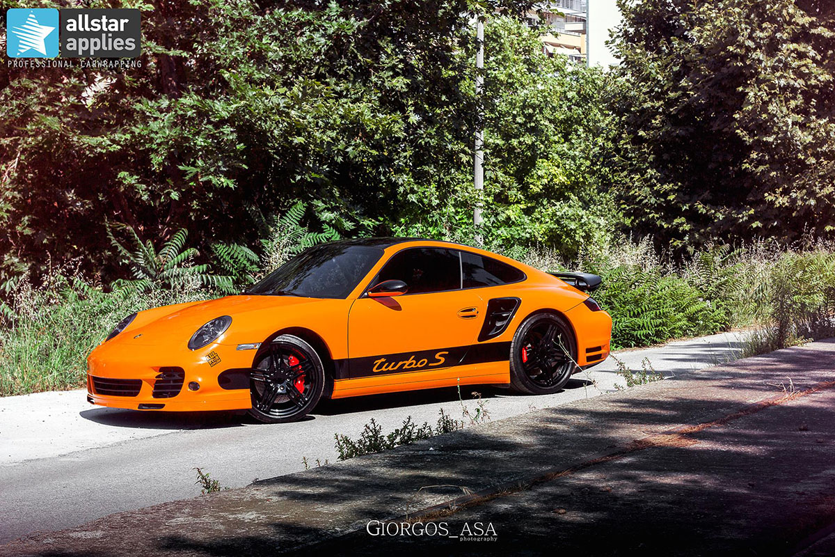 Porsche 911 Turbo - Burnt Orange (14)