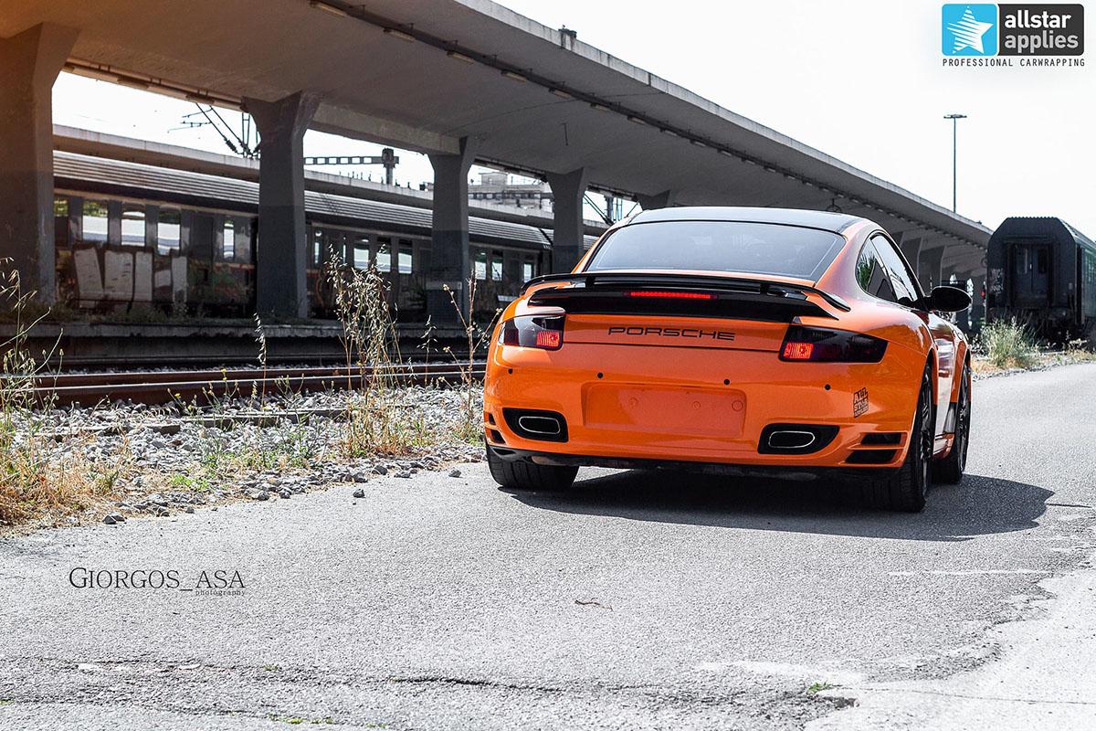 Porsche 911 Turbo - Burnt Orange (16)