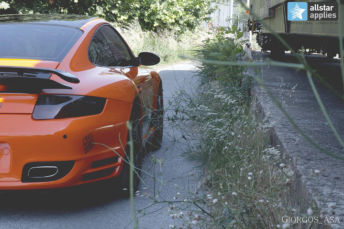 Porsche 911 Turbo - Burnt Orange (17)