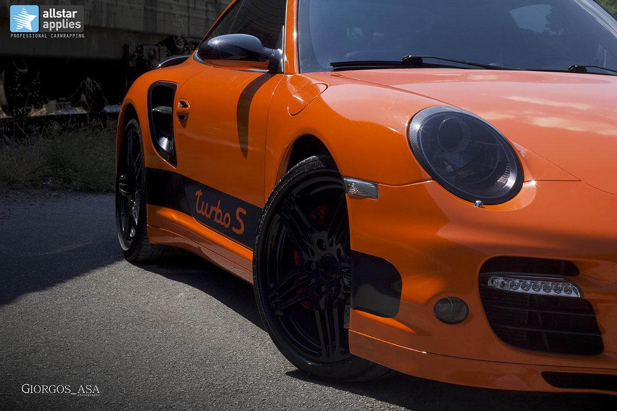 Porsche 911 Turbo - Burnt Orange (4)