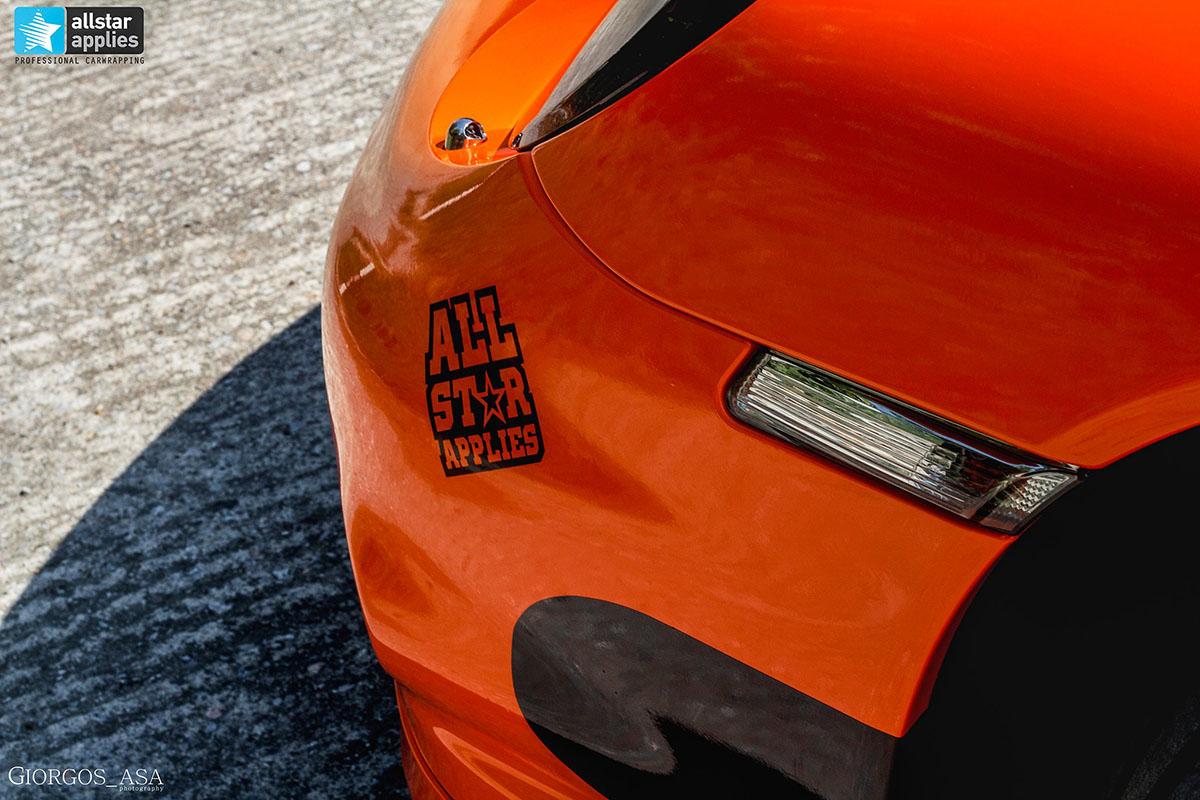 Porsche 911 Turbo - Burnt Orange (5)