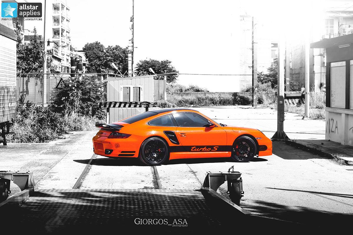 Porsche 911 Turbo - Burnt Orange (7)