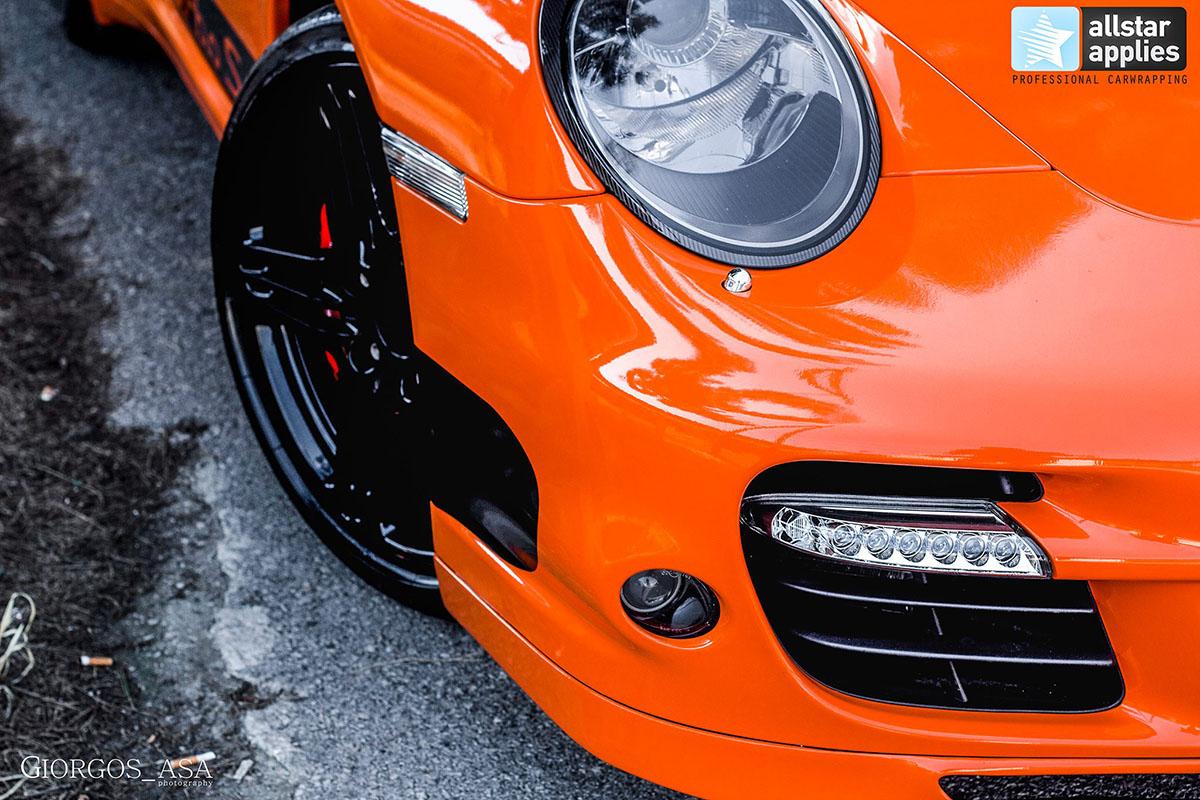 Porsche 911 Turbo - Burnt Orange (8)