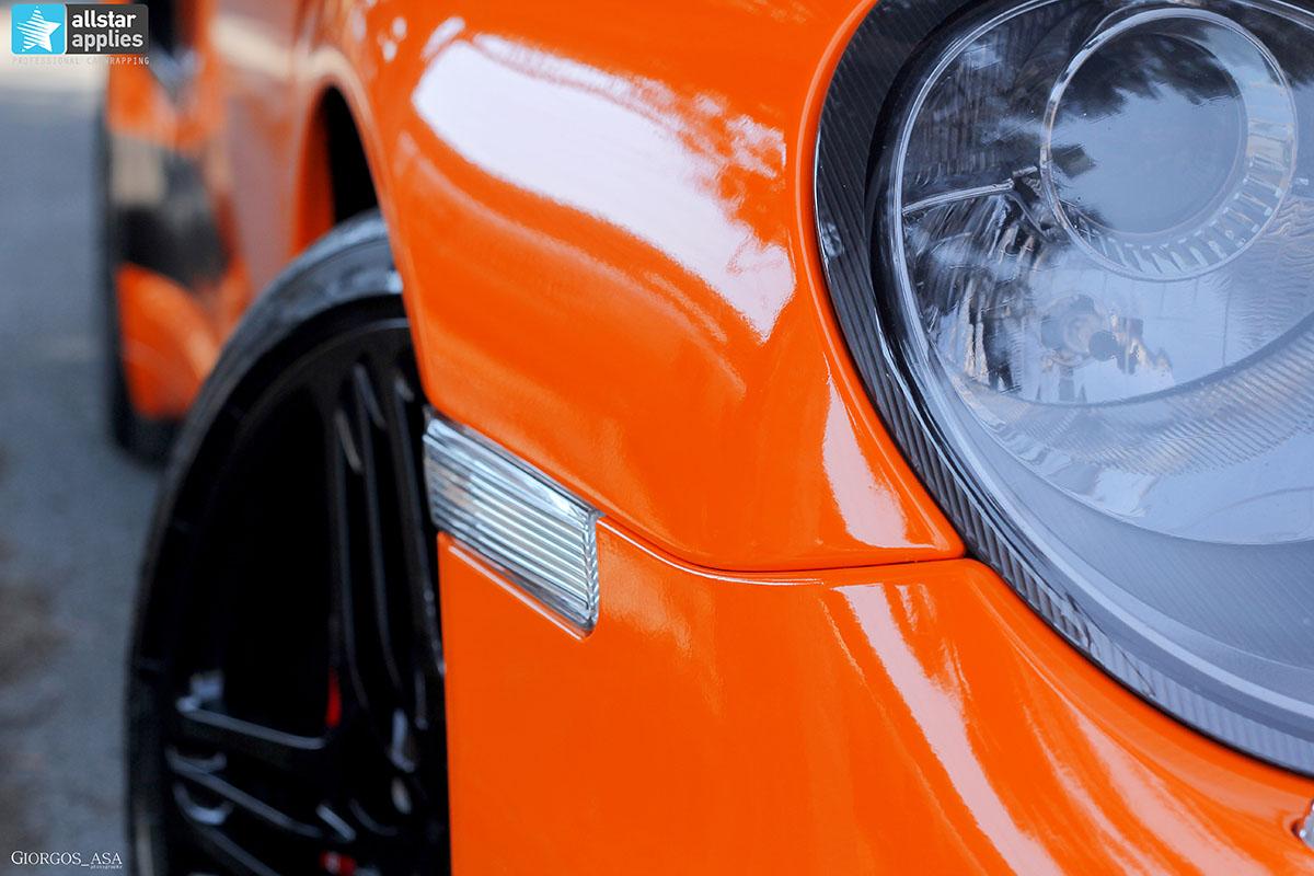 Porsche 911 Turbo - Burnt Orange (9)