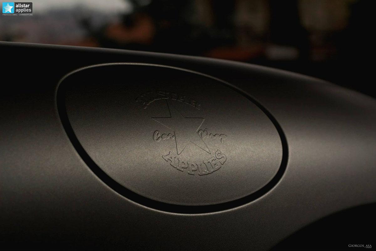 Porsche Cayman – Charcoal Matte Metallic (6)