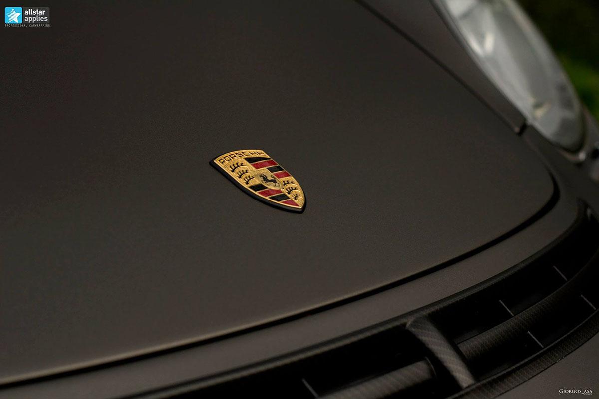 Porsche Cayman – Charcoal Matte Metallic (8)