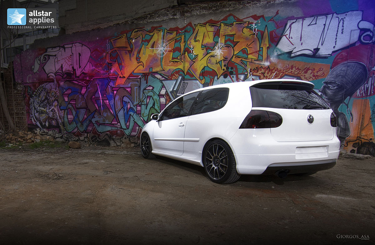 VW Golf GTI - White Metallic (2)