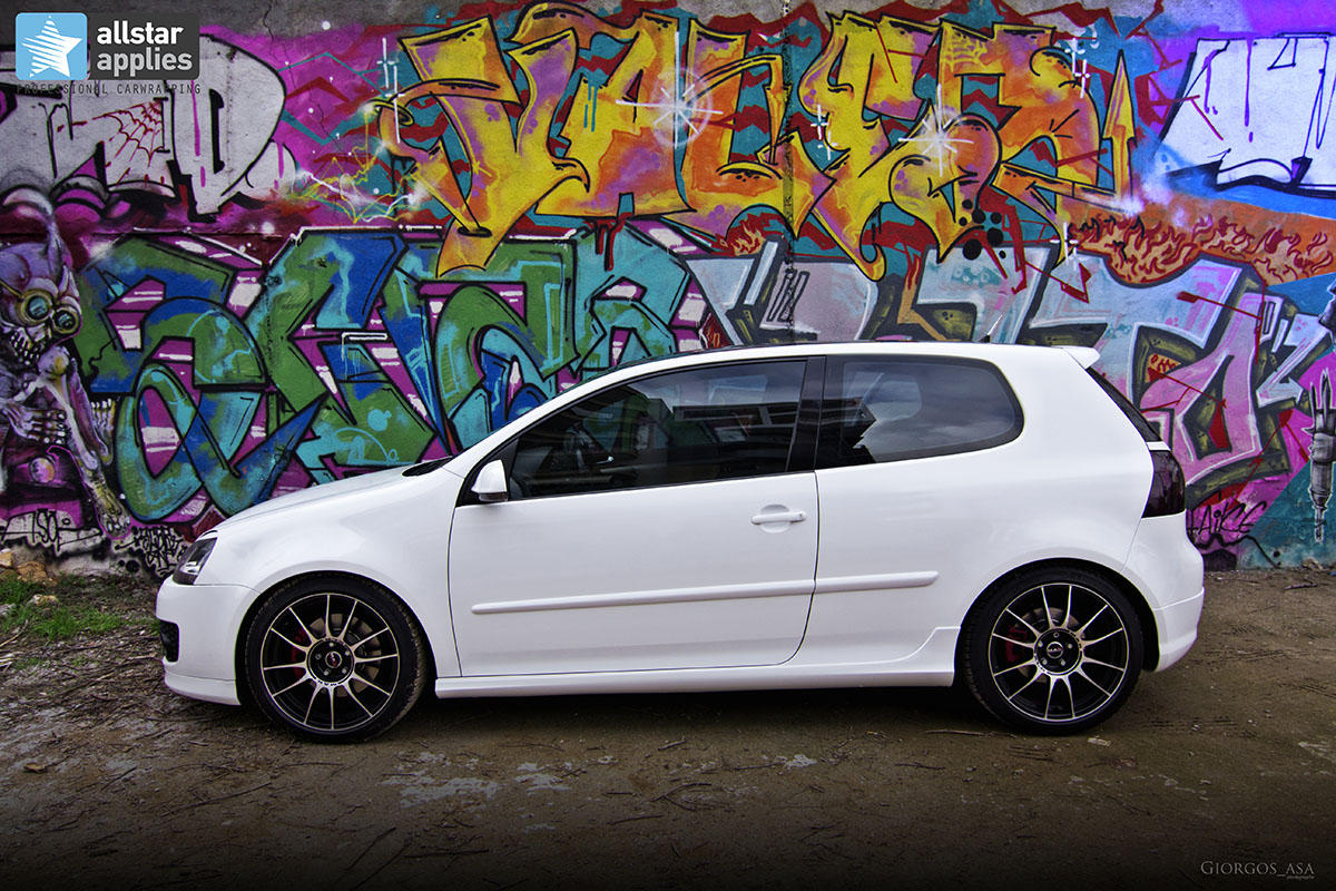 VW Golf GTI - White Metallic (3)