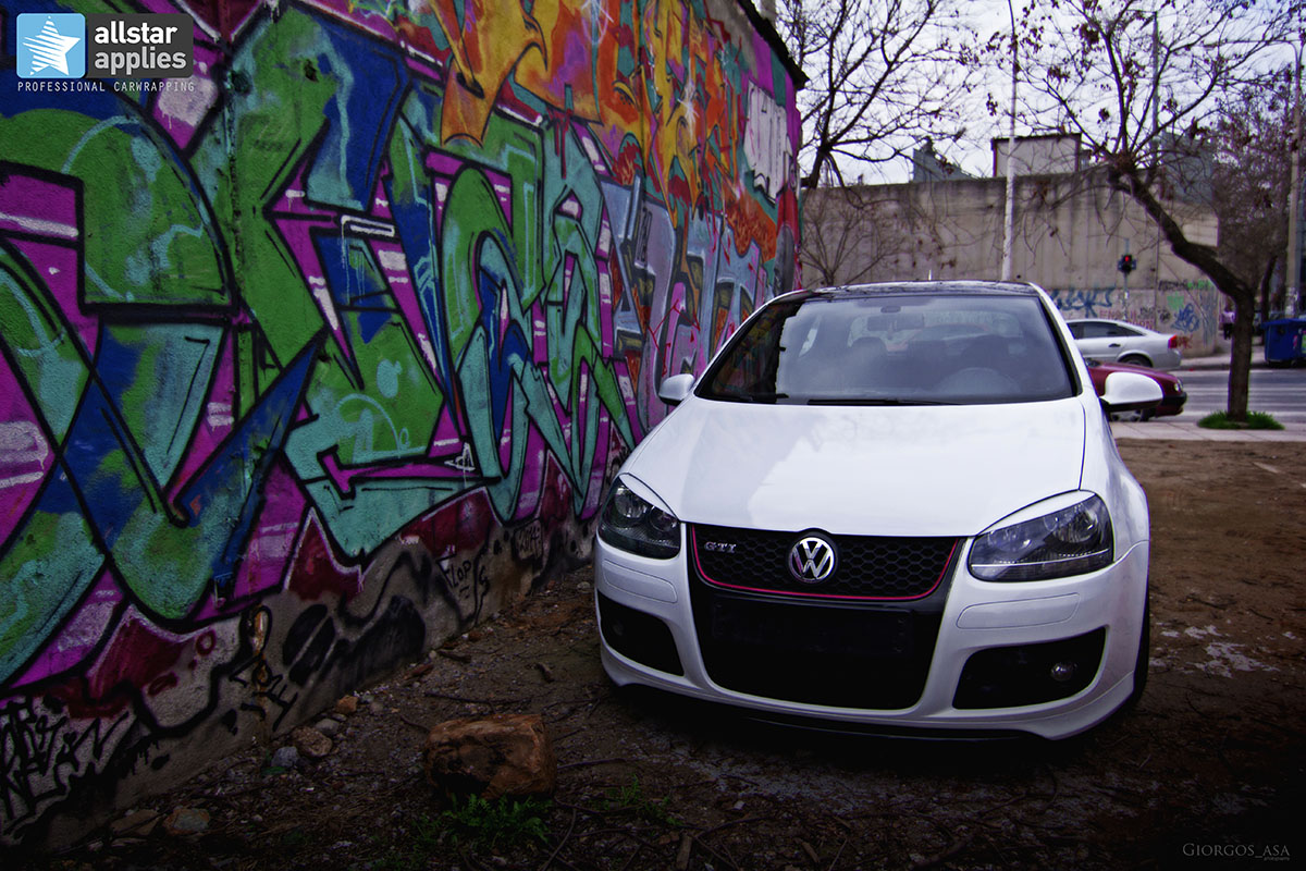 VW Golf GTI - White Metallic (8)
