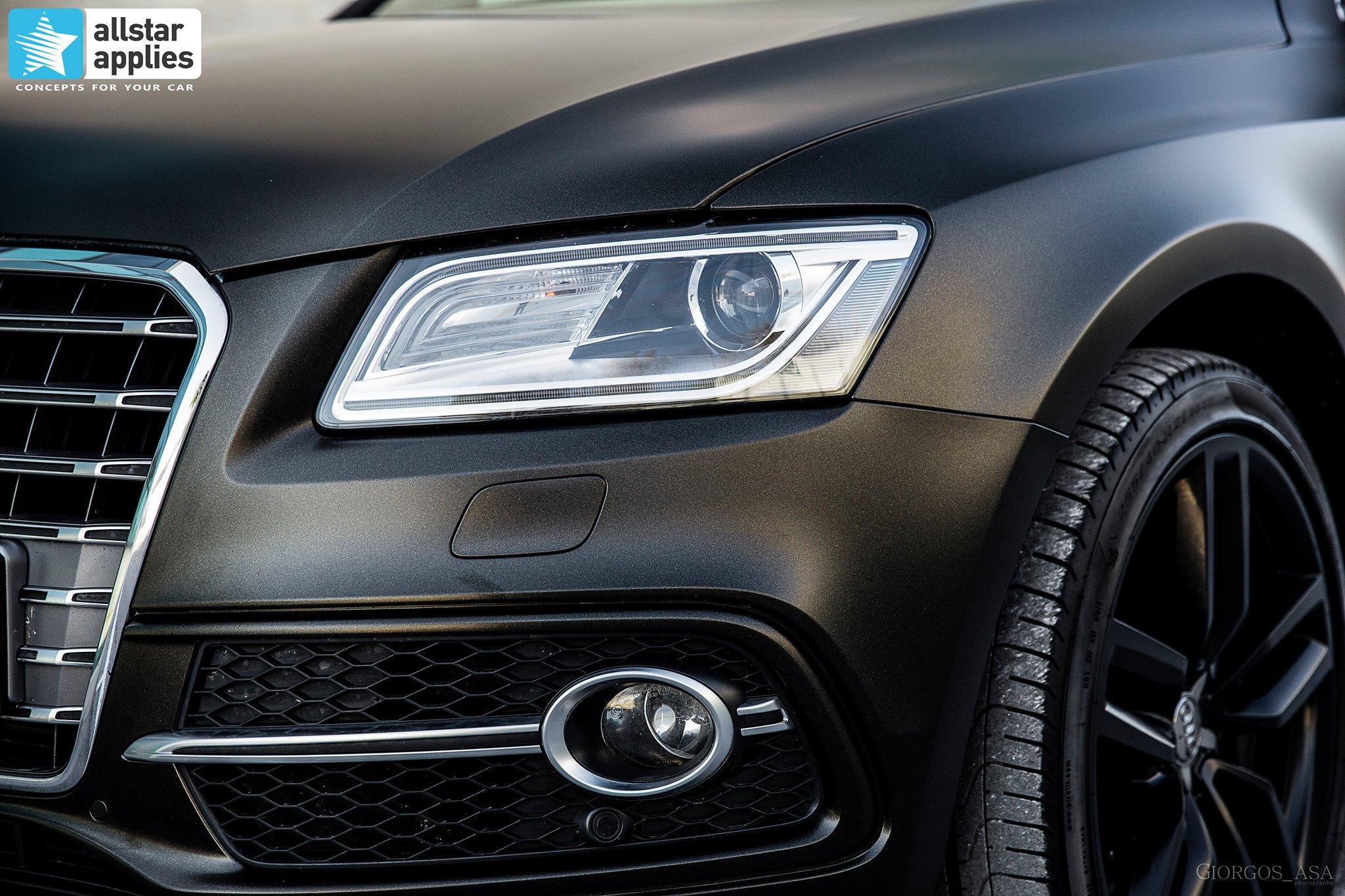 Audi SQ5 - Satin Gold Dust Black (14)