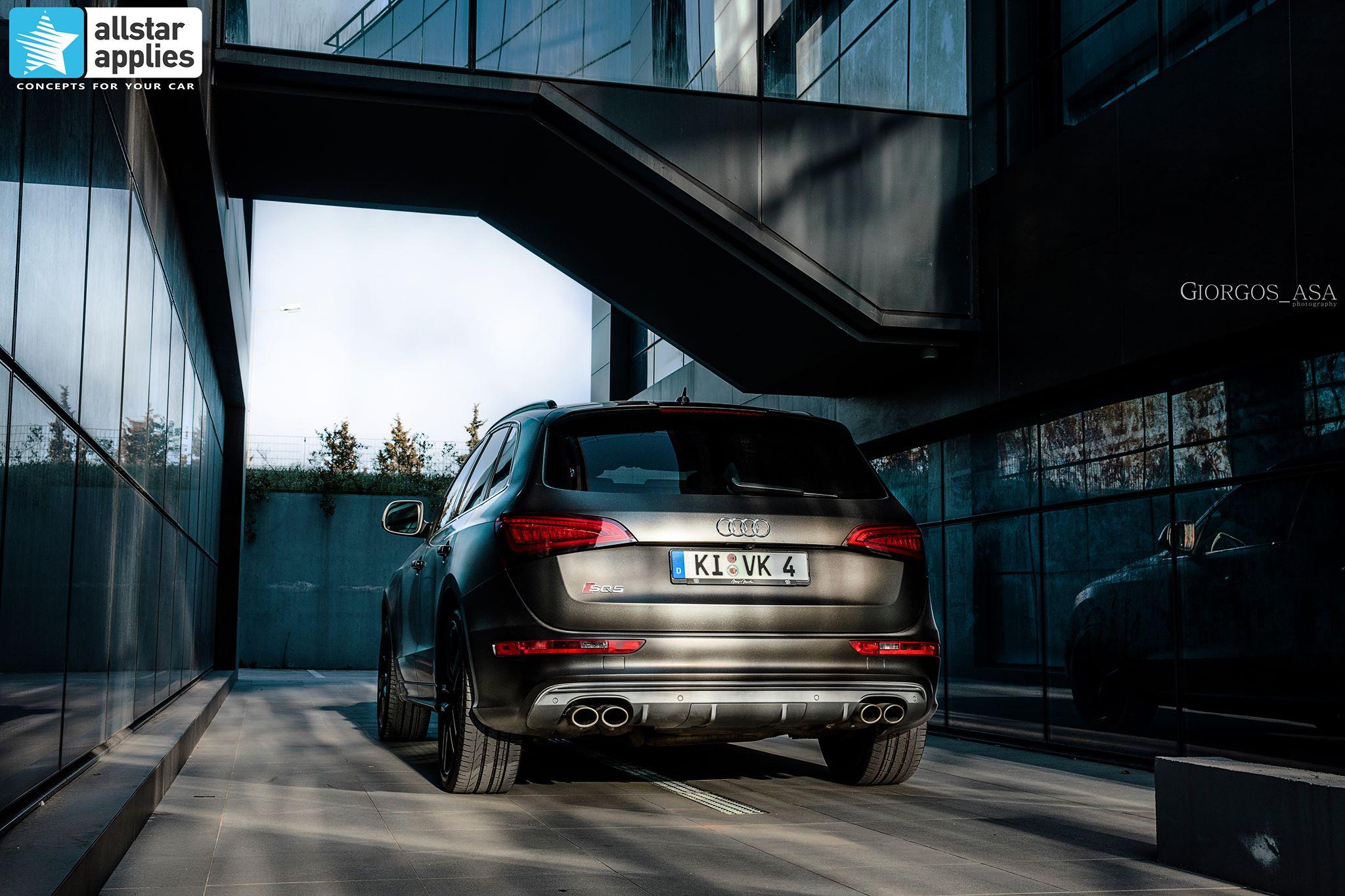 Audi SQ5 - Satin Gold Dust Black (15)