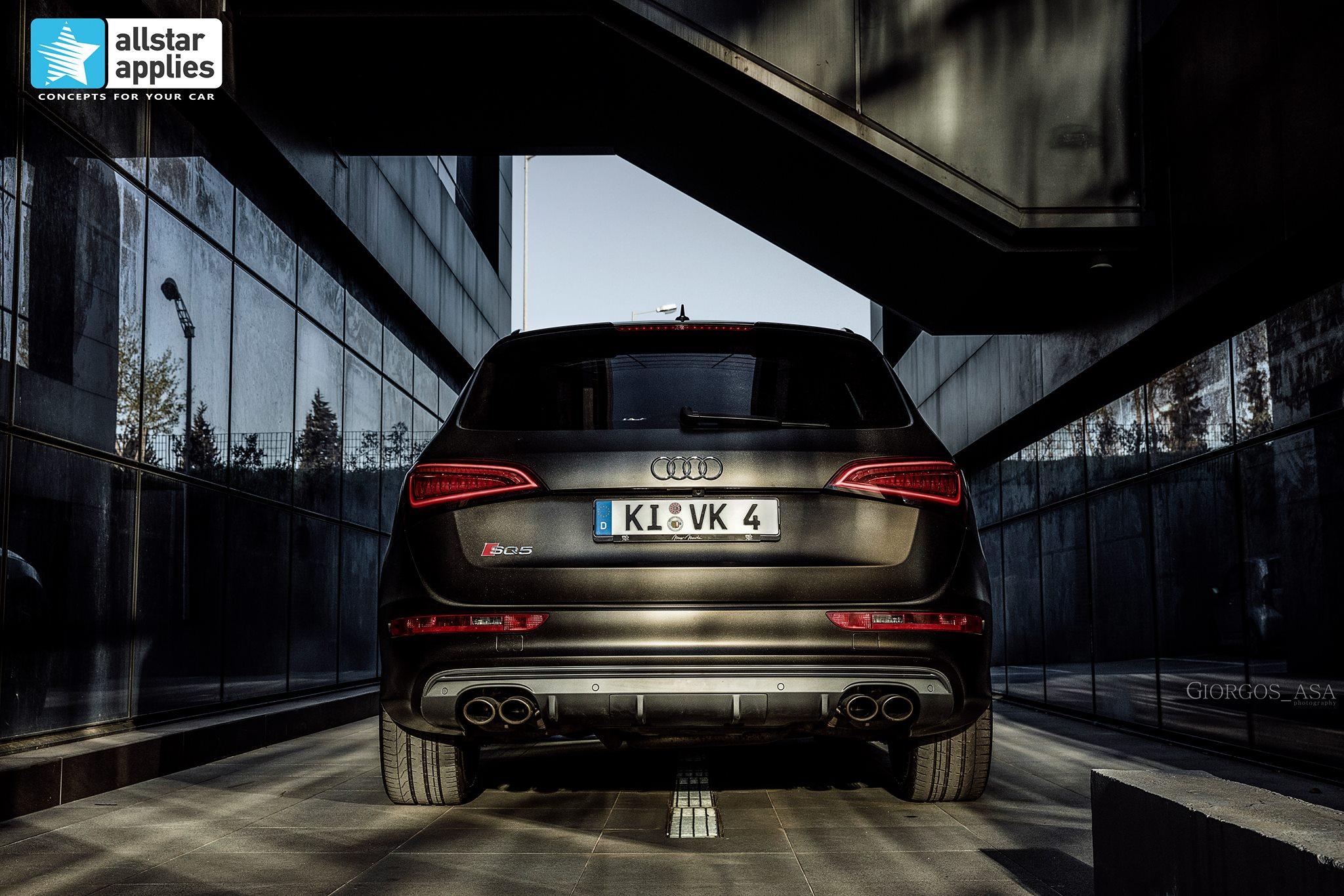 Audi SQ5 - Satin Gold Dust Black (16)