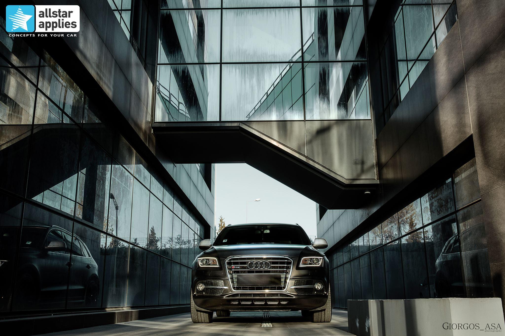 Audi SQ5 - Satin Gold Dust Black (4)
