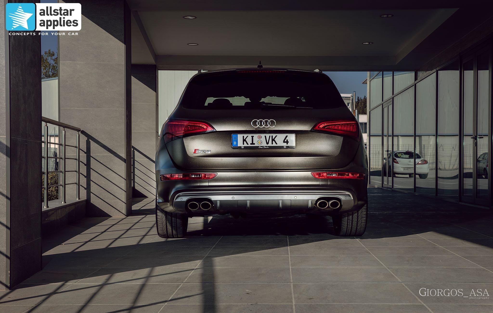 Audi SQ5 - Satin Gold Dust Black (5)