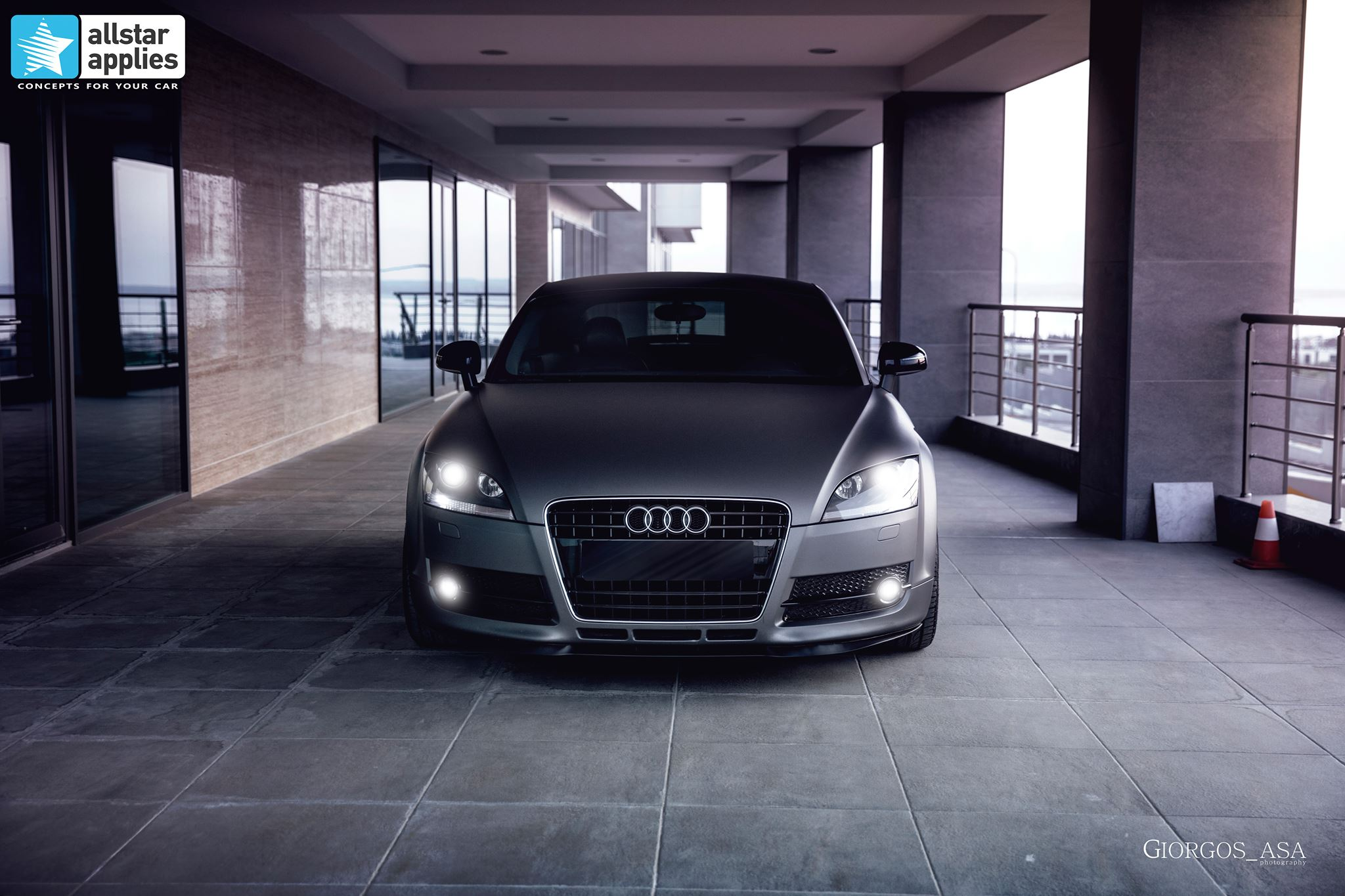 Audi TT - Dark Grey Matte (2) (10)