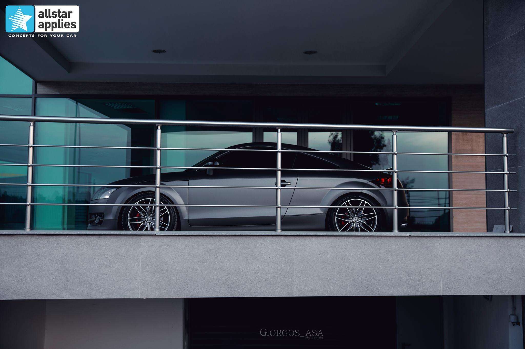 Audi TT - Dark Grey Matte (2) (11)