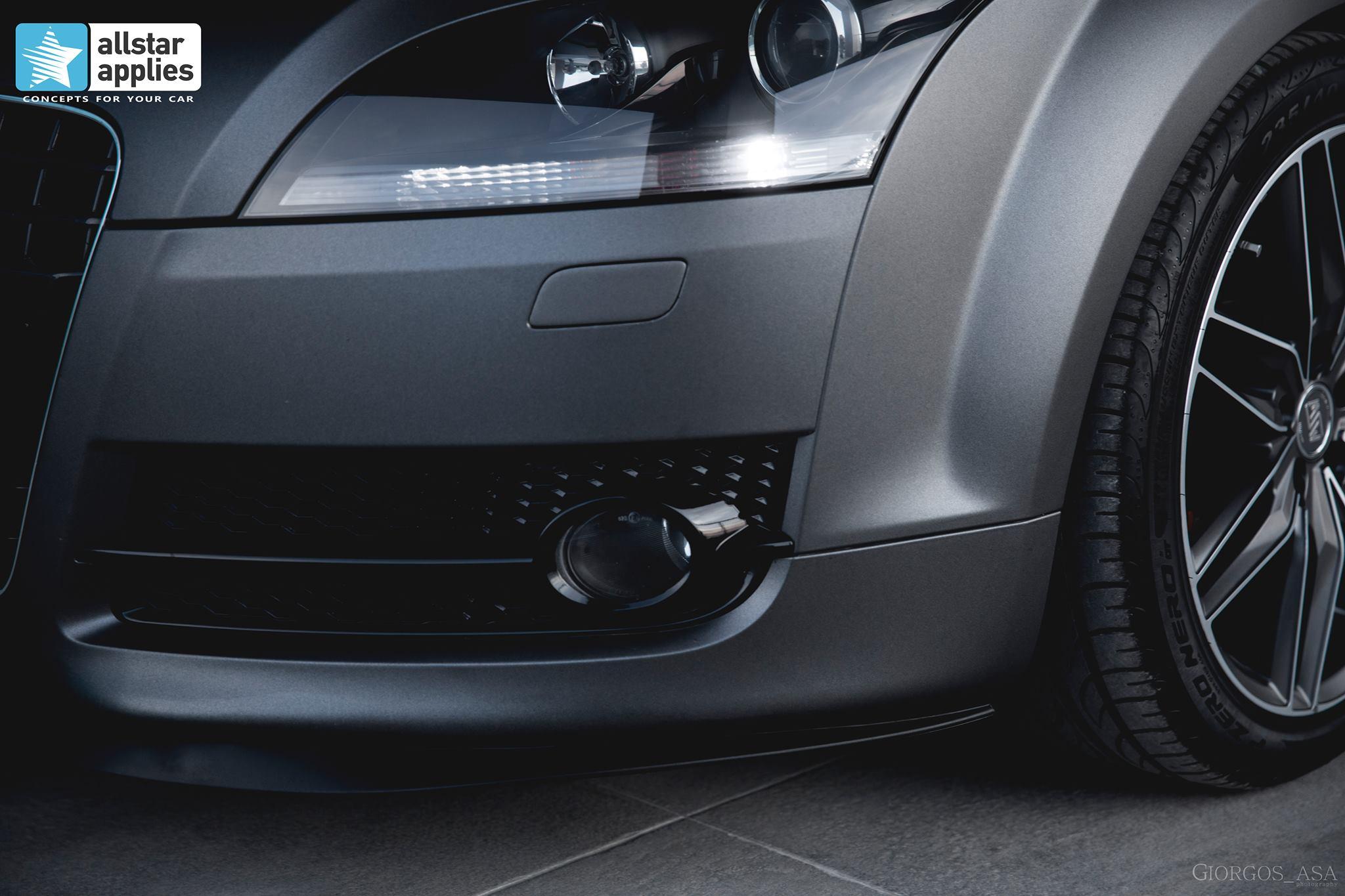 Audi TT - Dark Grey Matte (2) (13)