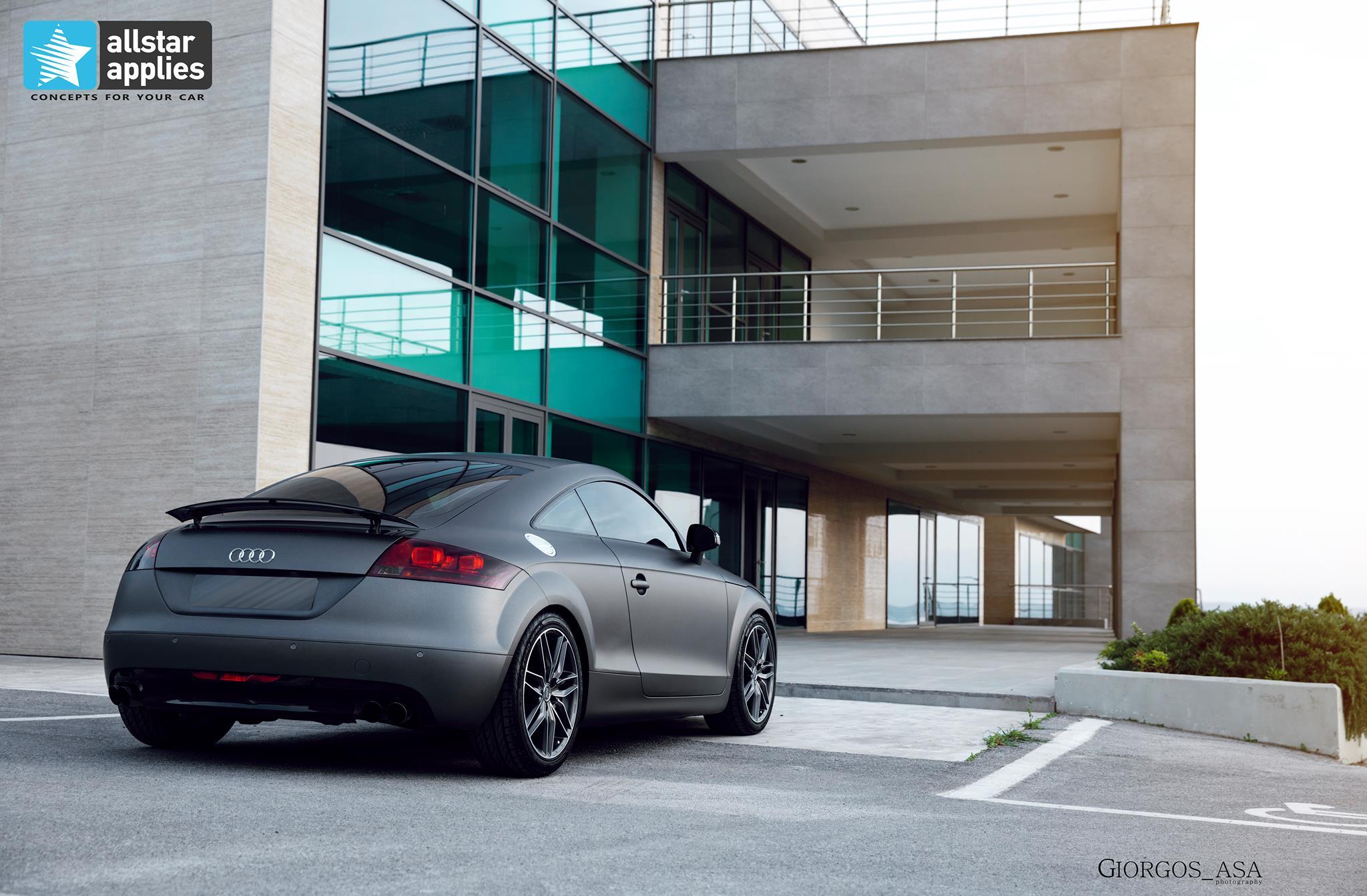 Audi TT - Dark Grey Matte (2) (3)