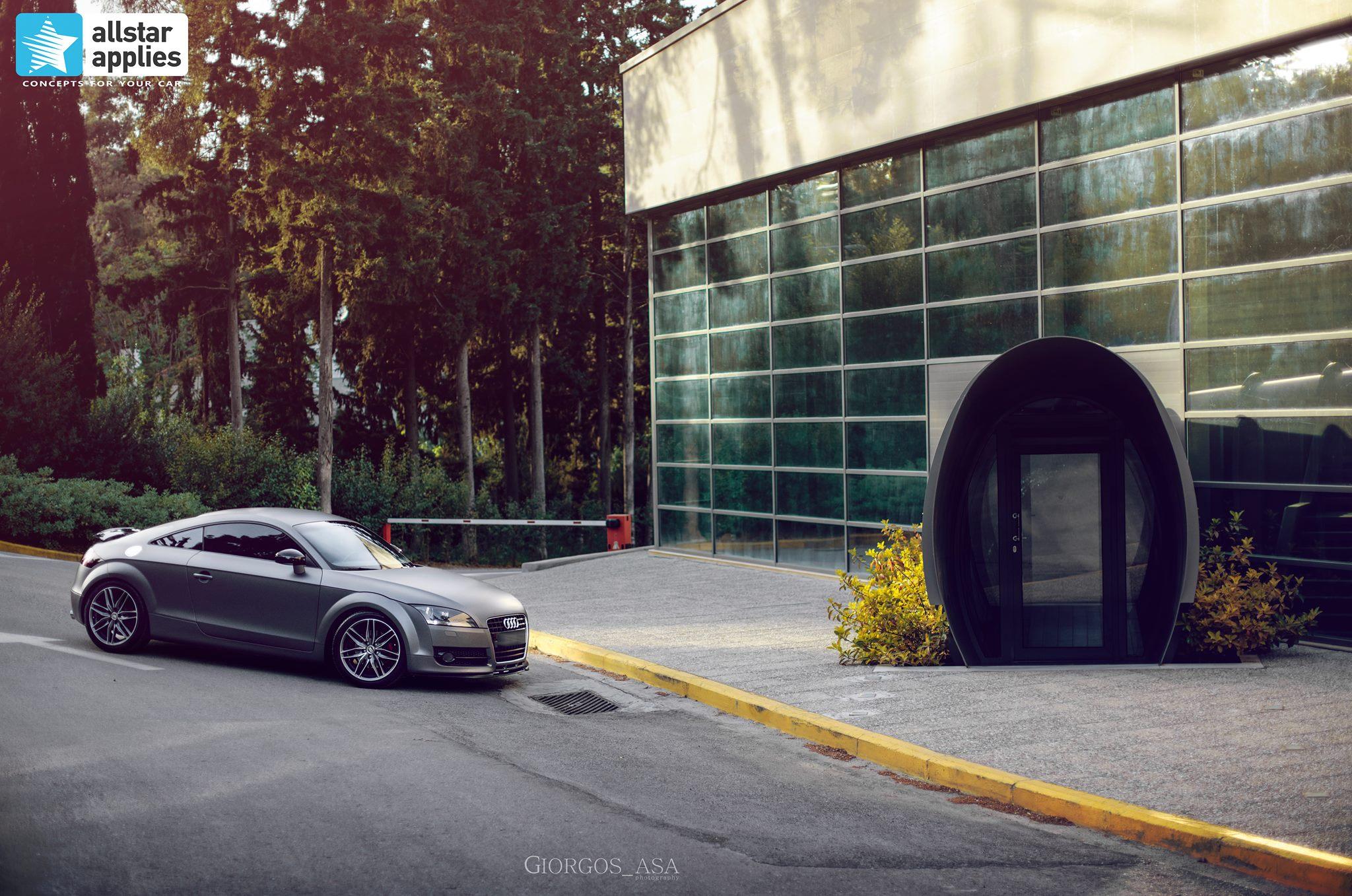 Audi TT - Dark Grey Matte (2) (4)