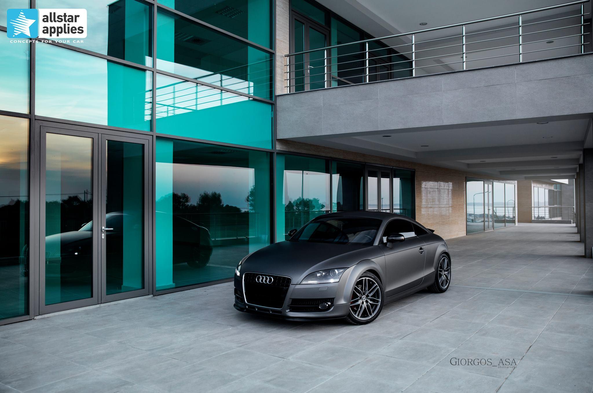 Audi TT - Dark Grey Matte (2) (6)
