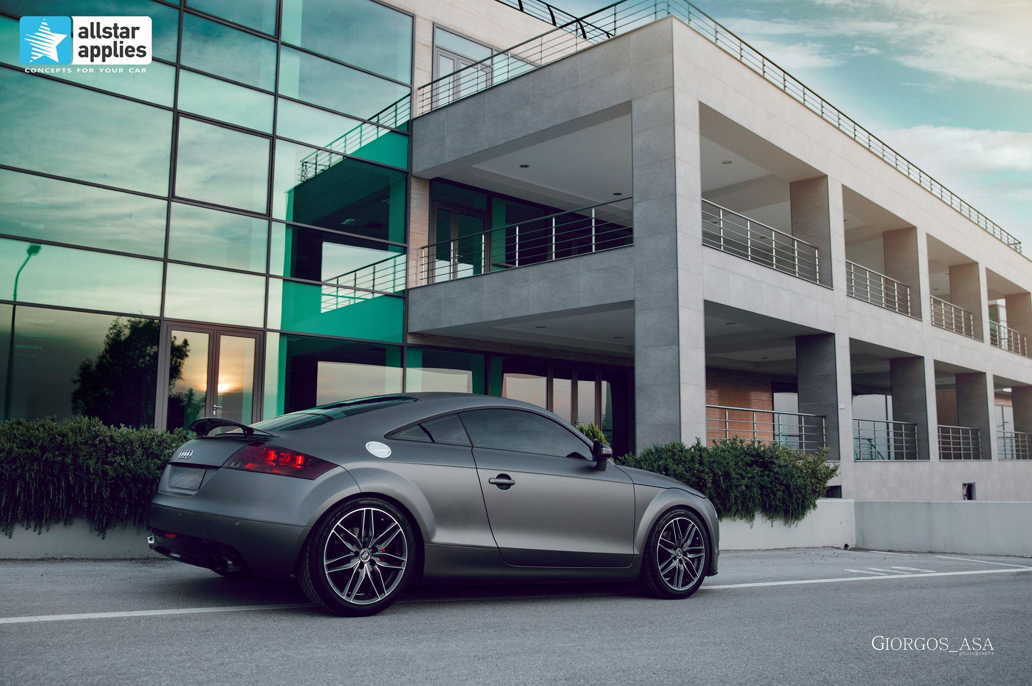 Audi TT - Dark Grey Matte (2) (7)