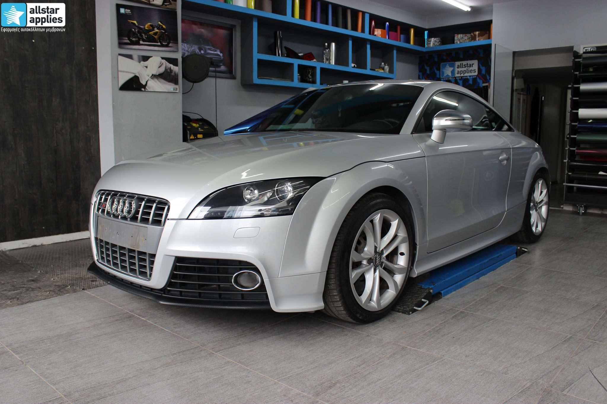 Audi TTS - Daytona Blue (12)