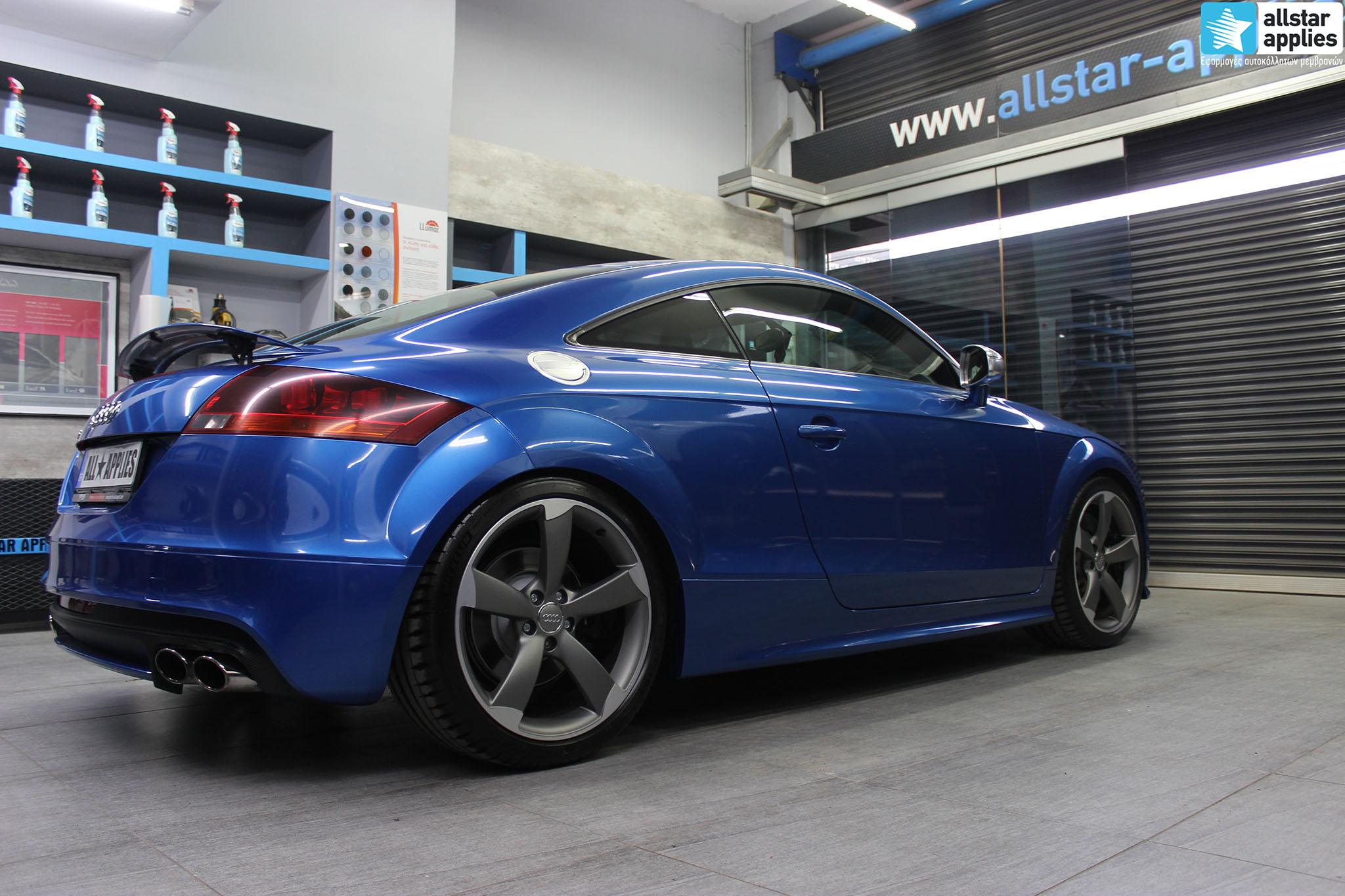 Audi TTS - Daytona Blue (13)