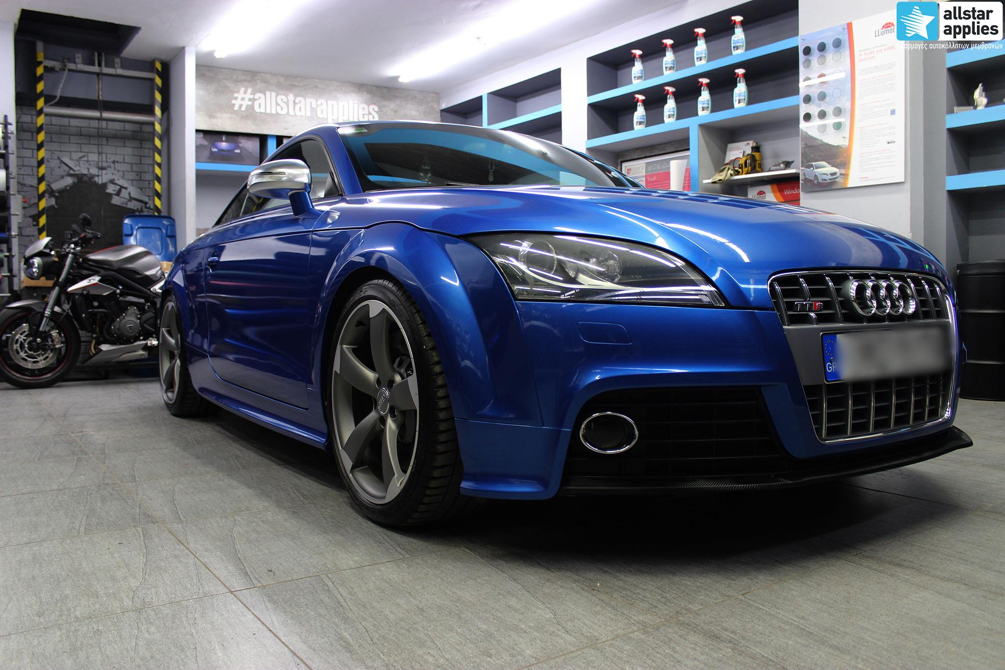 Audi TTS - Daytona Blue (14)