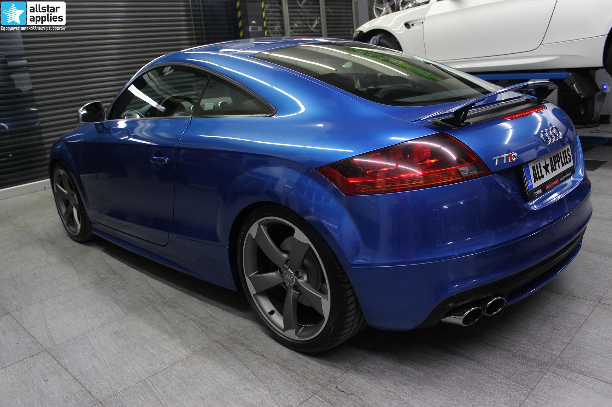 Audi TTS - Daytona Blue (15)
