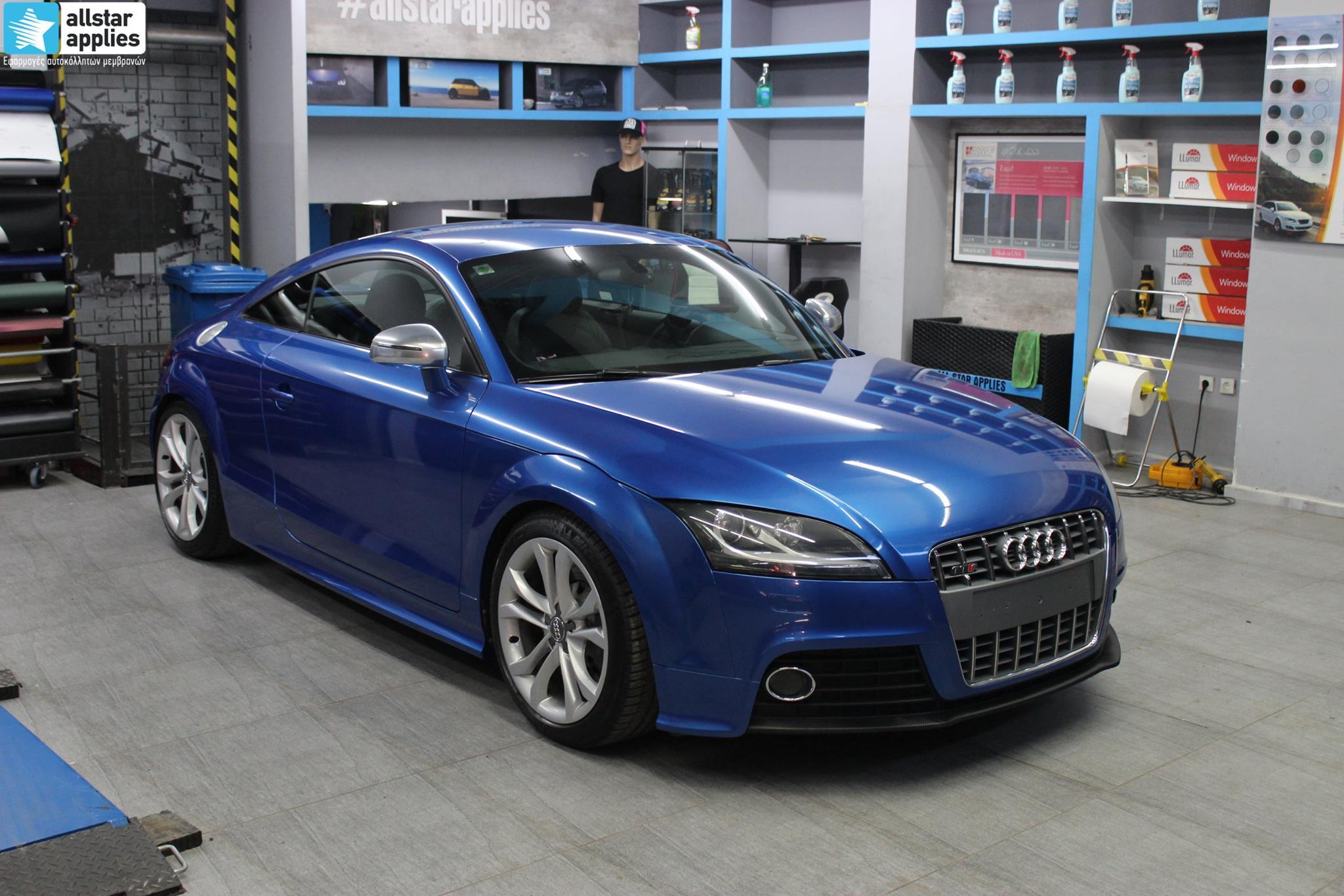 Audi TTS - Daytona Blue (3)
