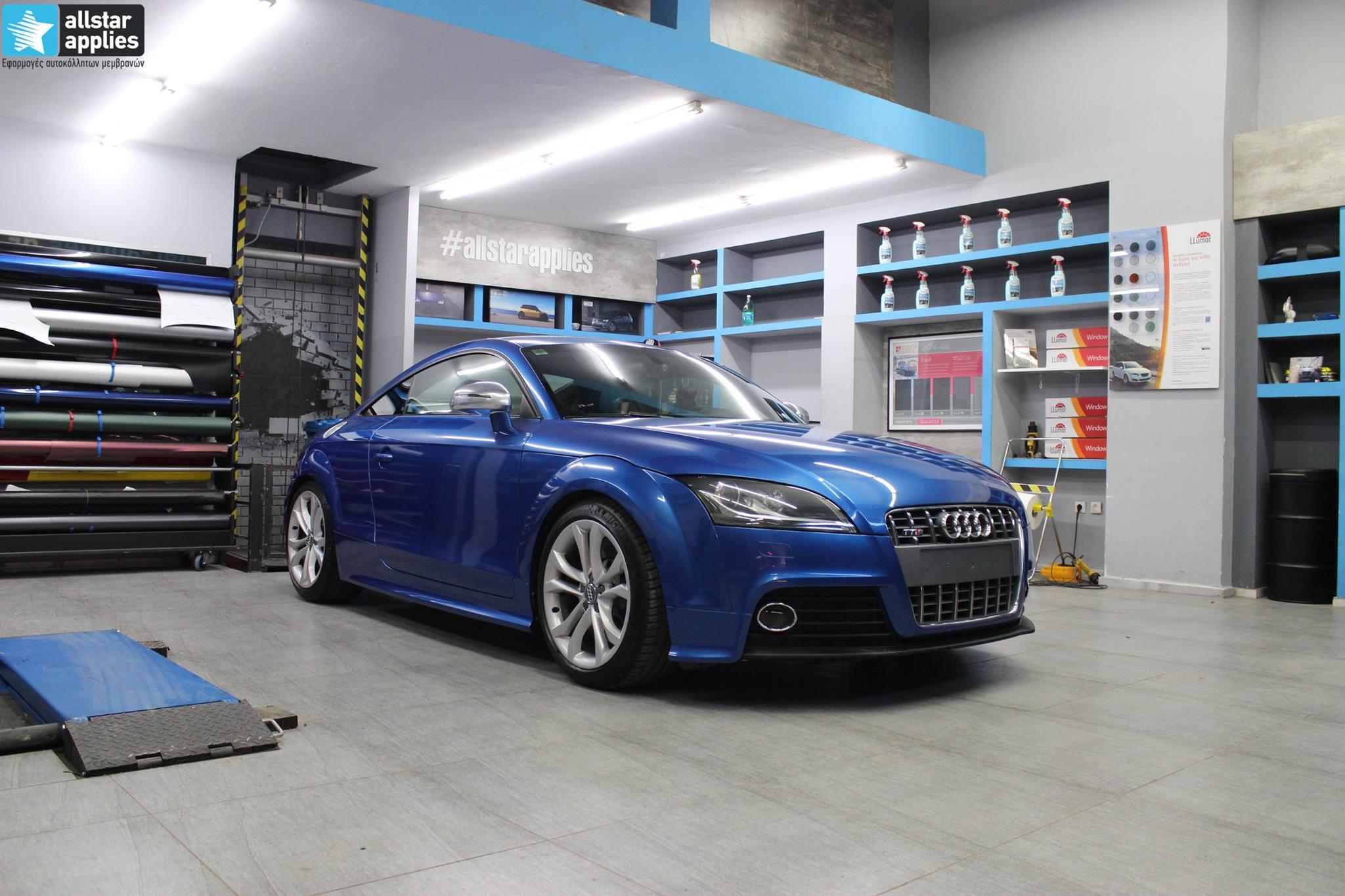 Audi TTS - Daytona Blue (4)