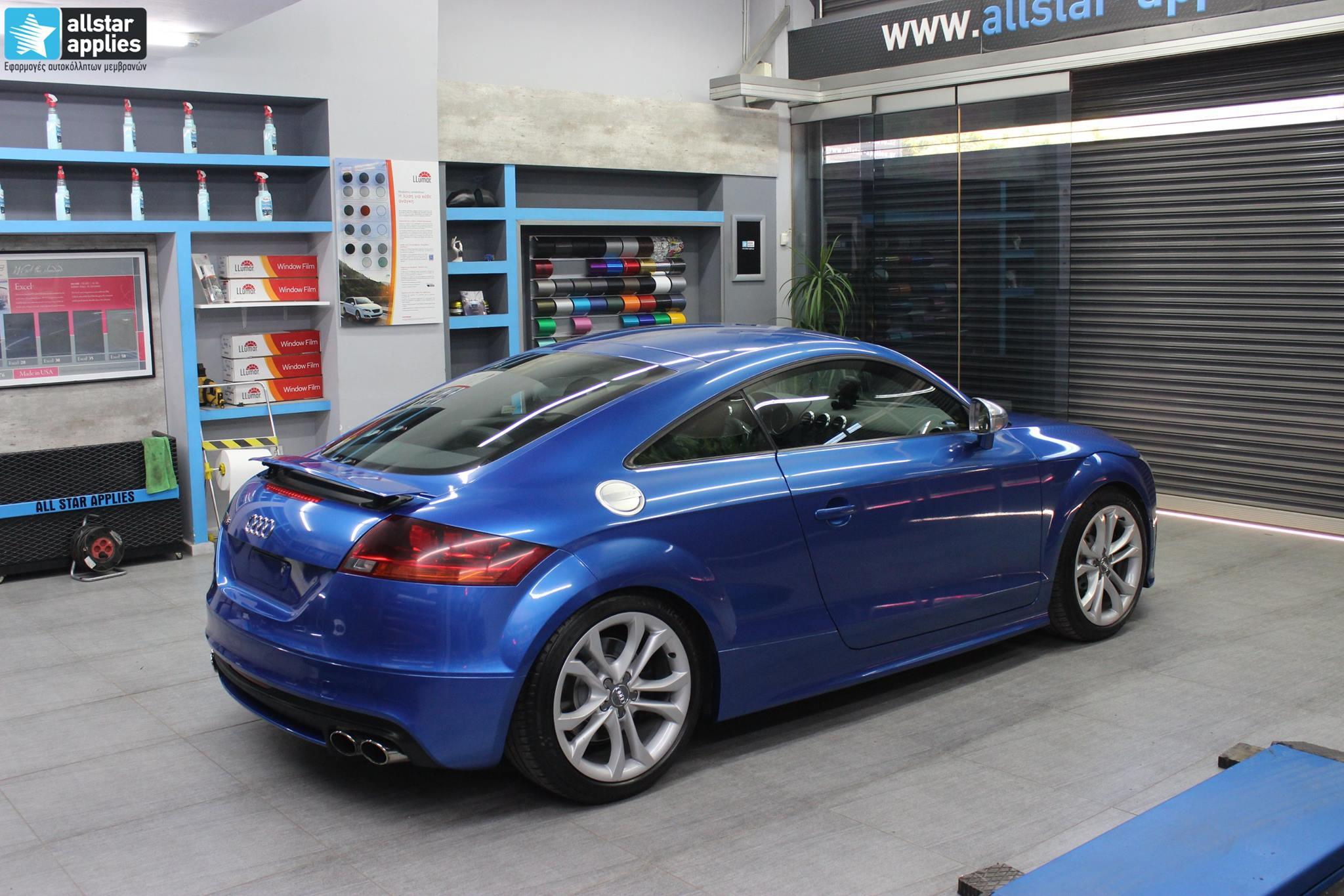 Audi TTS - Daytona Blue (5)