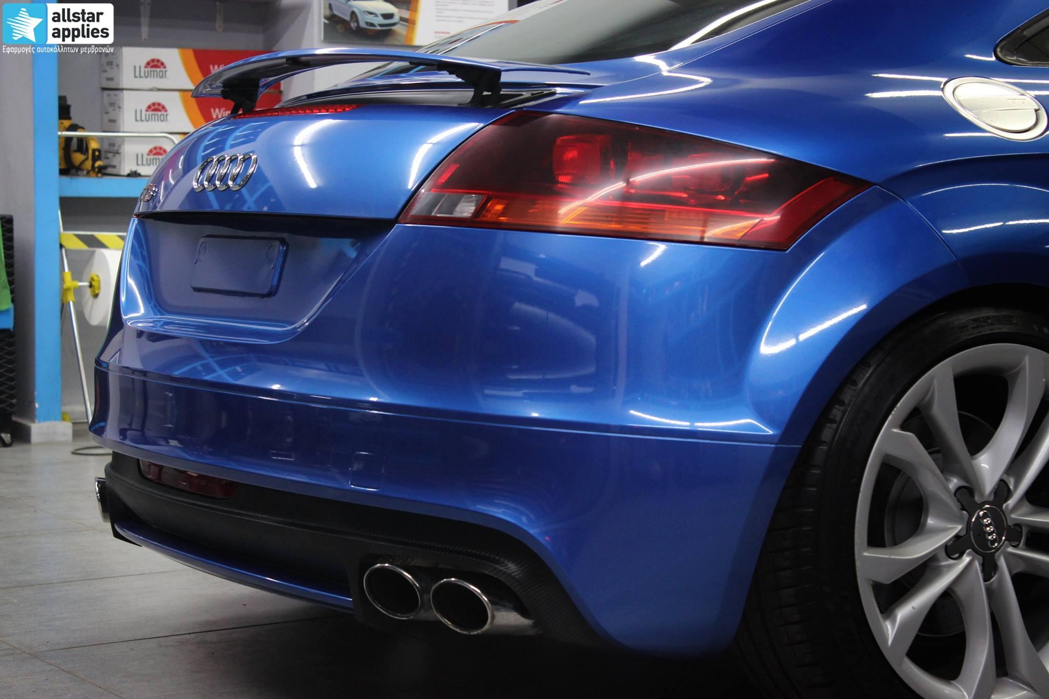 Audi TTS - Daytona Blue (6)