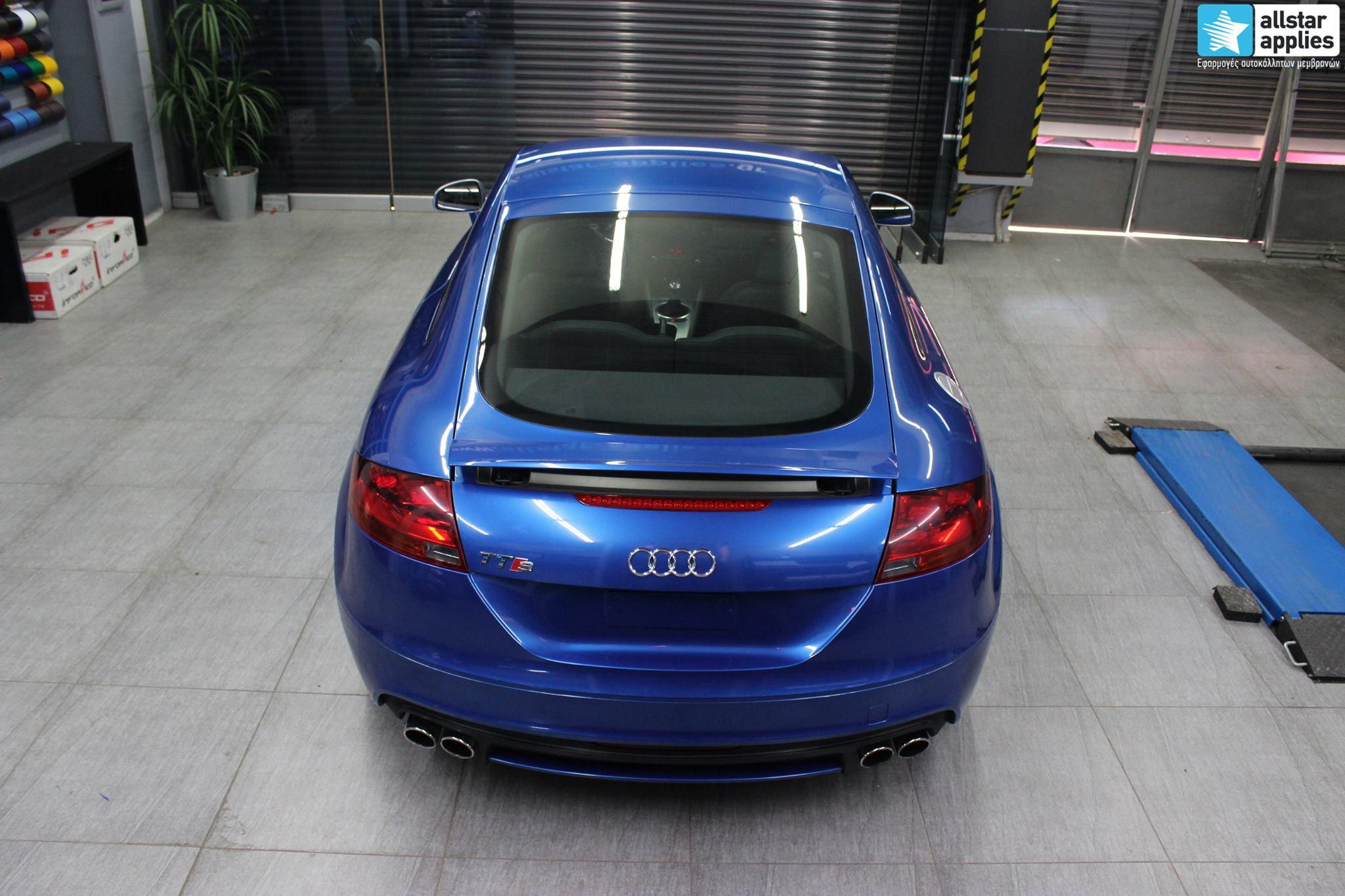 Audi TTS - Daytona Blue (7)