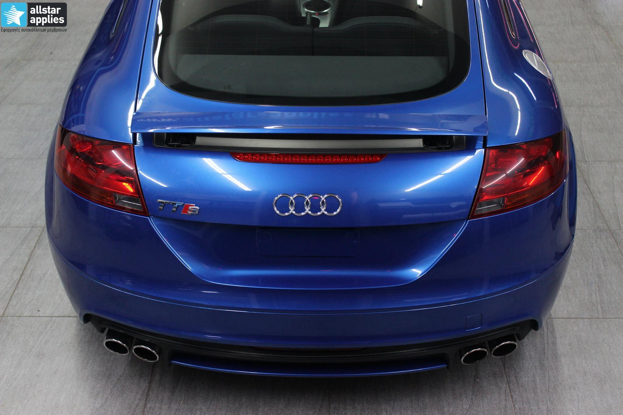 Audi TTS - Daytona Blue (8)