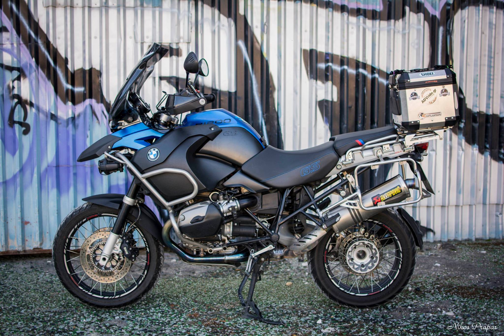 BMW-Gs1200-Dark-Blue-Satin-1