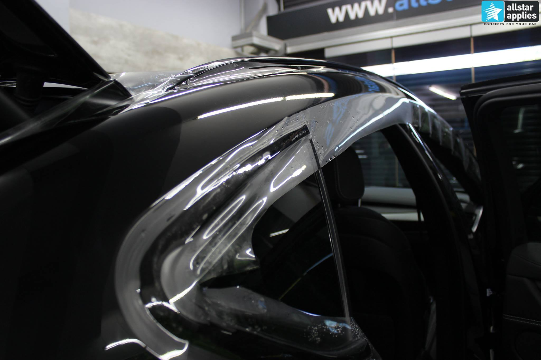 BMW X6 Μ50 - Full Paint Protection Film (6)