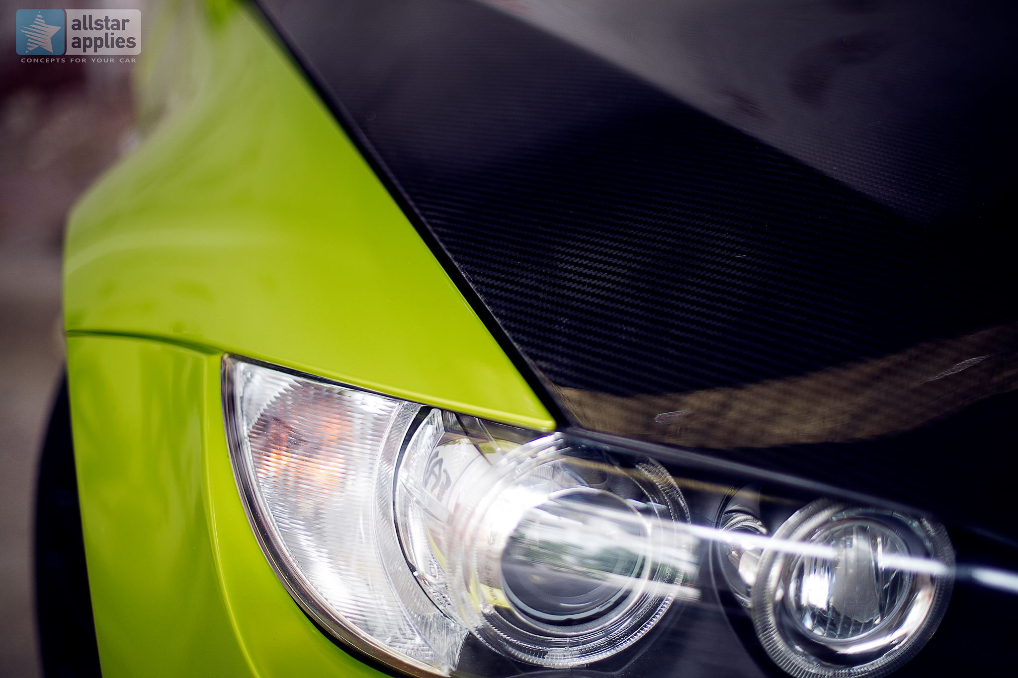 Bmw M3 - Electric Lime (12)