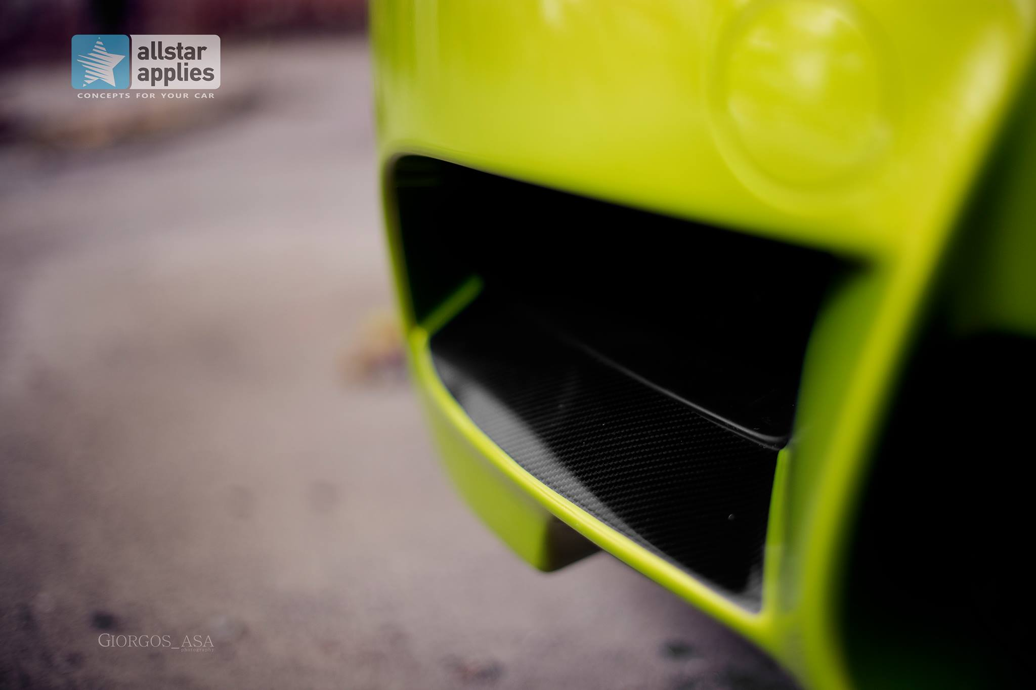 Bmw M3 - Electric Lime (13)