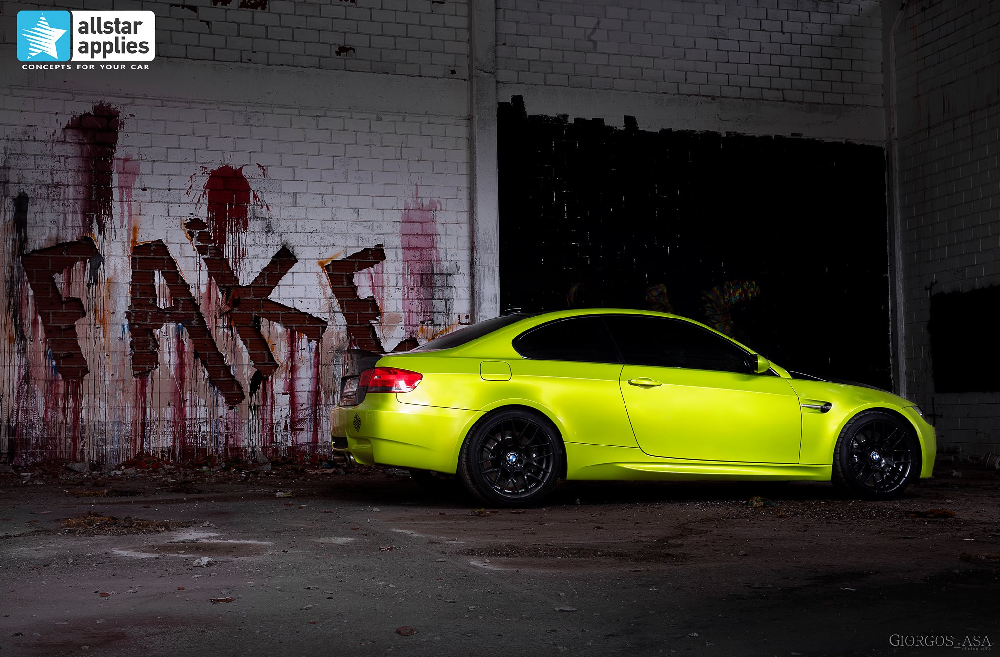 Bmw M3 - Electric Lime (15)
