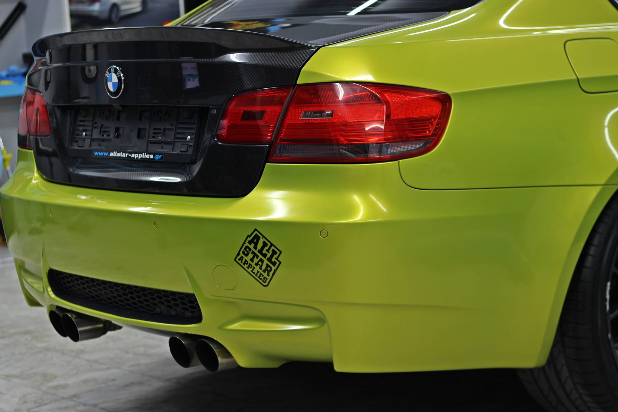 Bmw M3 - Electric Lime (16)